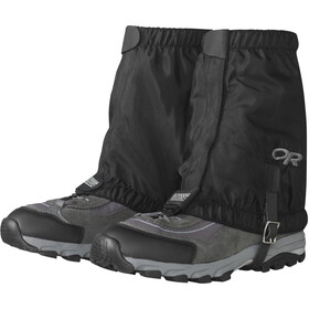 Outdoor Research Rocky Mountain Guêtres, black